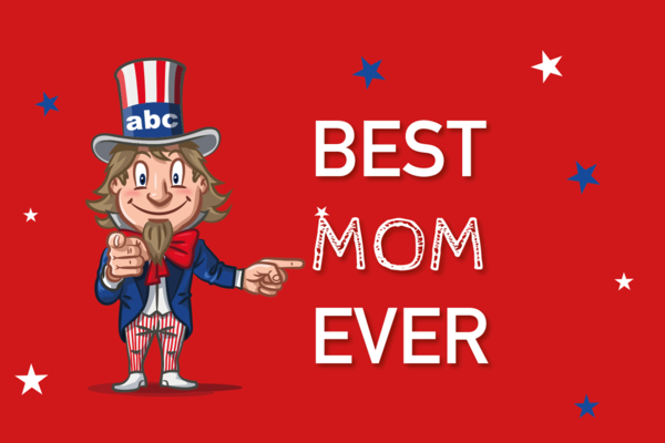 ABC Best mom ever
